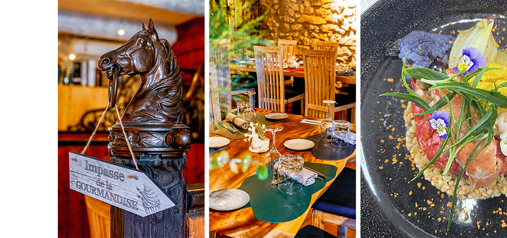 Le Relais du Coche - Restaurant Eyguieres